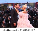 bradley cooper  l  and lady... | Shutterstock . vector #1170143197