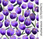 seamless texture. multicolor...   Shutterstock .eps vector #1170149671