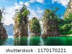 beautiful nature scenic... | Shutterstock . vector #1170170221