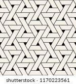 vector seamless pattern. modern ... | Shutterstock .eps vector #1170223561
