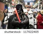 Постер, плакат: Darth Vader and Storm