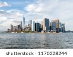 new york city   financial... | Shutterstock . vector #1170228244