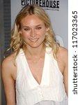 diane kruger at the los angeles ... | Shutterstock . vector #117023365