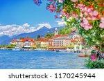 Italy  Europe. Lake Como And...