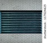 metal plate   Shutterstock . vector #117024625