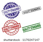 quality standards seal prints... | Shutterstock .eps vector #1170247147