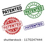 patented seal prints with... | Shutterstock .eps vector #1170247444