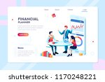 business adviser team.... | Shutterstock .eps vector #1170248221