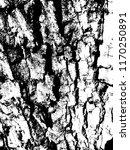 distressed texture of tree bark.... | Shutterstock .eps vector #1170250891