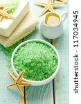 spa | Shutterstock . vector #117034945