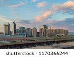 naples central business... | Shutterstock . vector #1170366244