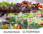 beautifully decorated catering... | Shutterstock . vector #1170394564