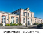 dol de bretagne. brittany....   Shutterstock . vector #1170394741