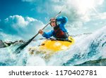 Whitewater Kayaking  Extreme...