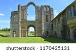 castle acre  norfolk  england   ... | Shutterstock . vector #1170425131