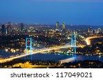 The Night View Of Bosphorus...