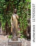 verona town   italy   june 10 ... | Shutterstock . vector #1170520237