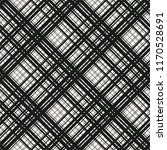 monochrome british fabric... | Shutterstock .eps vector #1170528691