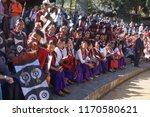 kisama heritage village  kohima ... | Shutterstock . vector #1170580621