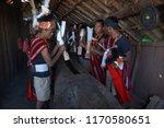 kisama heritage village  kohima ... | Shutterstock . vector #1170580651