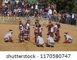 kisama heritage village  kohima ... | Shutterstock . vector #1170580747