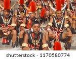 kisama heritage village  kohima ... | Shutterstock . vector #1170580774
