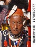 kisama heritage village  kohima ... | Shutterstock . vector #1170580777