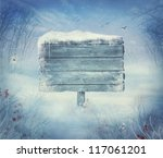 Winter Design Background  ...