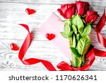 concept valentine's day with... | Shutterstock . vector #1170626341