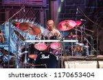 nis   august 10  omar hakim and ... | Shutterstock . vector #1170653404