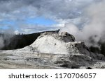 castle geyser with a minor...   Shutterstock . vector #1170706057