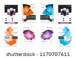 cover design template for... | Shutterstock .eps vector #1170707611