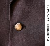 Close Up Of A Golden Button On...