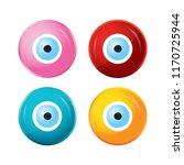 evil eye vector | Shutterstock .eps vector #1170725944