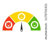 pain measurement emotions scale.... | Shutterstock .eps vector #1170731521