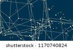 vector abstract futuristic... | Shutterstock .eps vector #1170740824