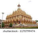 this is the crystal temple  wat ...   Shutterstock . vector #1170799474
