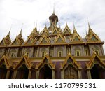 this is the crystal temple  wat ...   Shutterstock . vector #1170799531