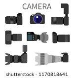 set of high resolution action... | Shutterstock .eps vector #1170818641