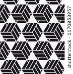 vector seamless pattern.... | Shutterstock .eps vector #1170853957