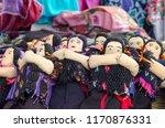 mexican rag dolls | Shutterstock . vector #1170876331