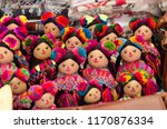 mexican rag dolls | Shutterstock . vector #1170876334
