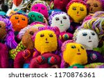 mexican rag dolls | Shutterstock . vector #1170876361