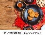 mid autumn festival chinese... | Shutterstock . vector #1170934414