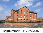 newly build apartments in... | Shutterstock . vector #1170937087