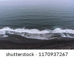 sea background. aerial view of... | Shutterstock . vector #1170937267