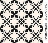 vector ornamental seamless... | Shutterstock .eps vector #1170970447