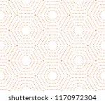 geometric repeating vector... | Shutterstock .eps vector #1170972304