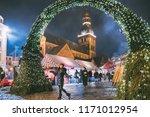 Riga  Latvia   December 18 ...