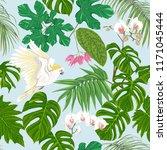 seamless pattern  background.... | Shutterstock .eps vector #1171045444